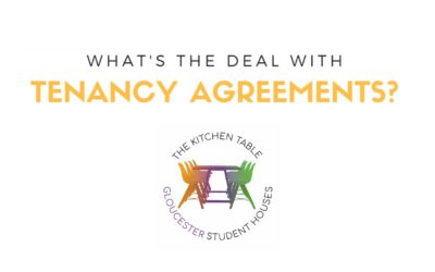 What's the deal with tenancy agreements?