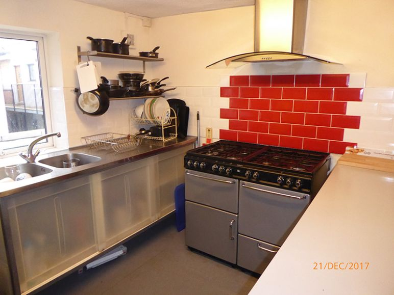25 Worcester Street  - kitchen