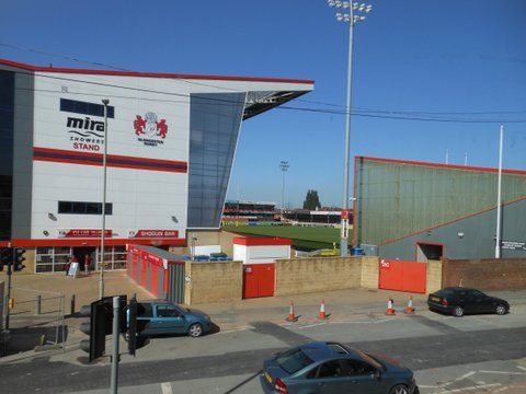 20 Kingsholm Road - stadium