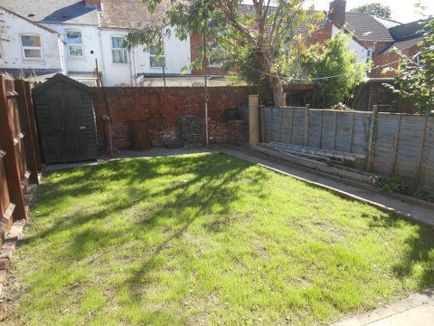 20 Kingsholm Road - garden