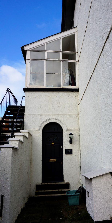 29 Oxford Street - outside