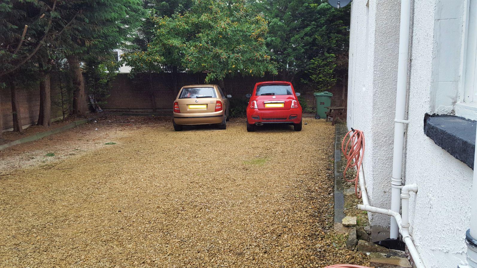 29a Oxford Street - parking