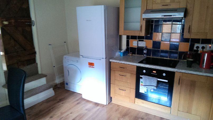 29a Oxford Street - kitchen