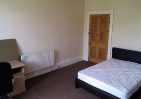 29a Oxford Street - bedroom