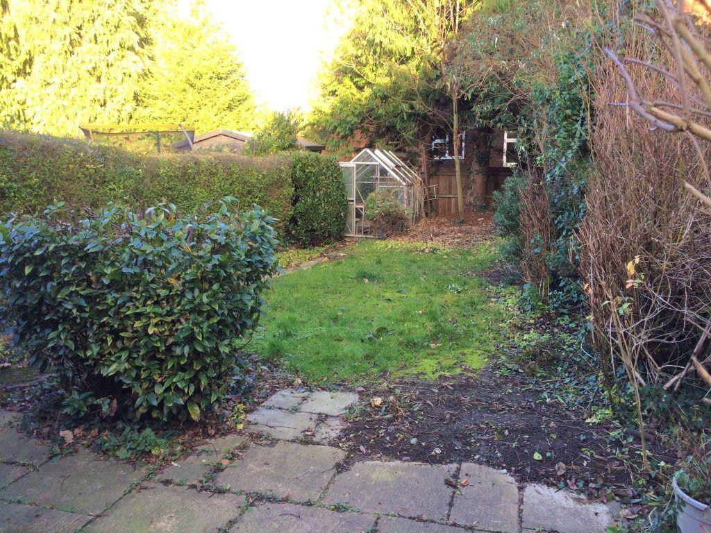 14 St Pauls Road - garden